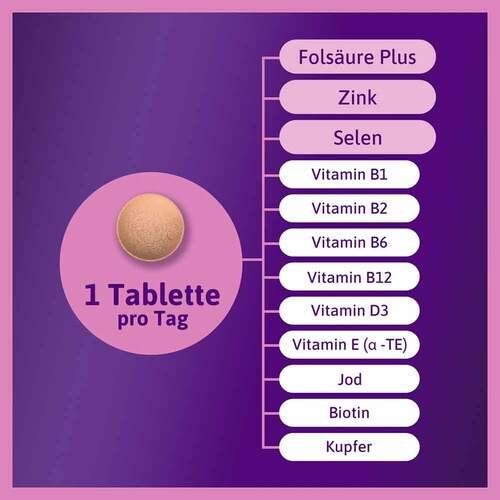 Femibion 0 Babyplanung Tabletten - 2