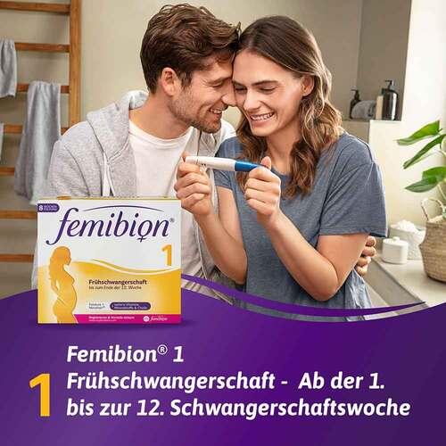 Femibion 1 Frühschwangerschaft Tabletten - 2
