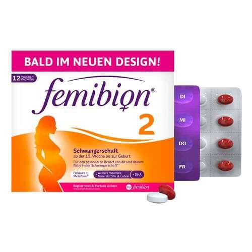 Femibion 2 Schwangerschaft Tabletten - 1