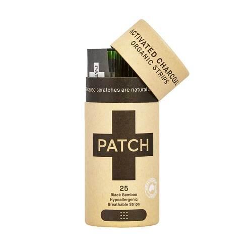 Patch Bambus-Pflaster mit Aktivkohle - 1