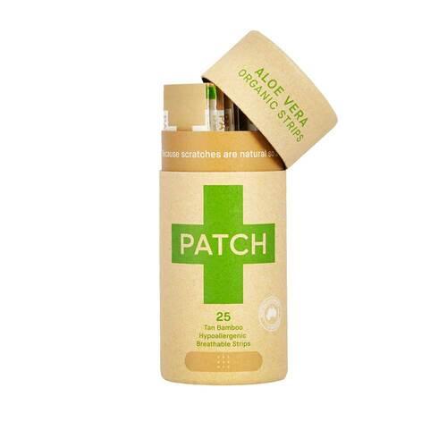 Patch Bambus-Pflaster mit Aloe Vera - 1
