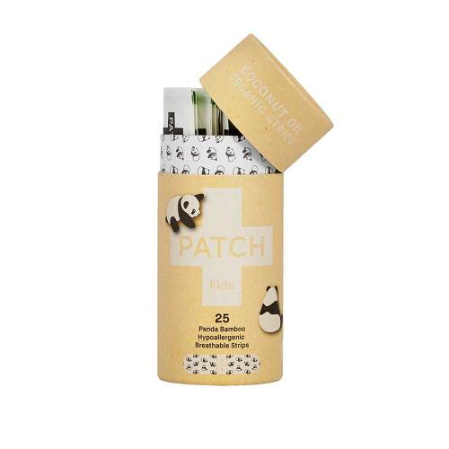 Patch Bambus-Pflaster mit Kokosnussöl - 1