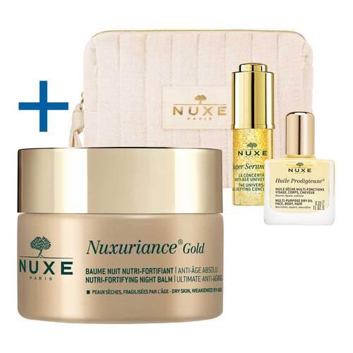 Nuxe Nuxuriance Gold Balsam für die Nacht - 1