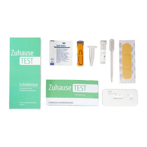 Zuhause Test Schilddrüse - 2