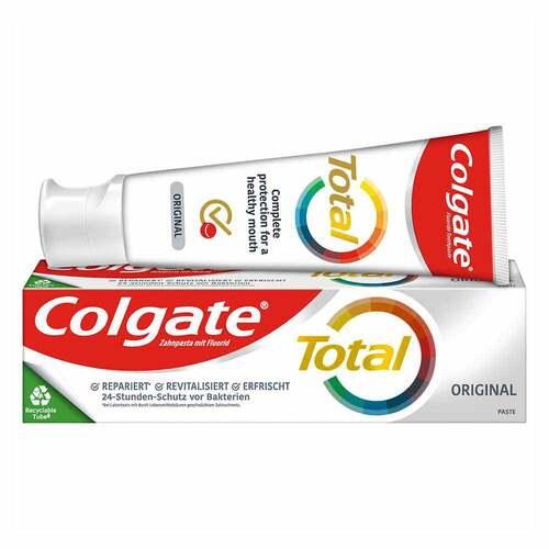 Colgate Total Original Zahnpasta - 1