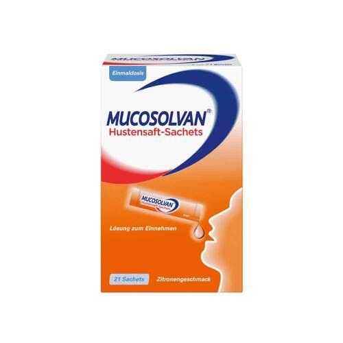 Mucosolvan Hustensaft-Sachets - 2