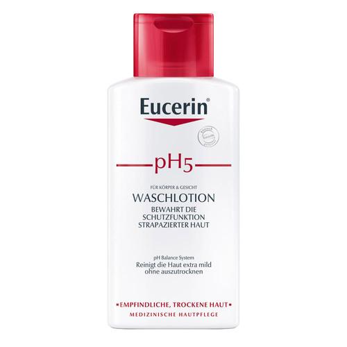 Eucerin pH5 Waschlotion empfindliche Haut Reisegröße  - 1