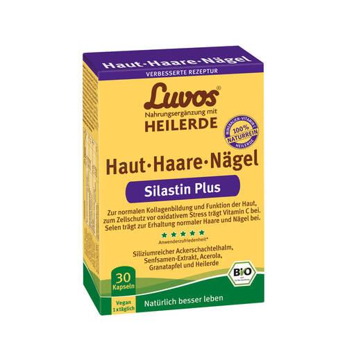 Luvos Heilerde Bio Silastin Plus Haut Haare Nägel - 1