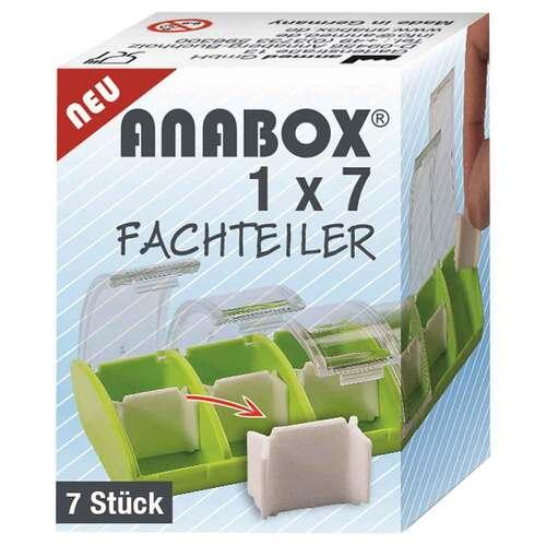 Anabox 1x7 Fachteiler - 1