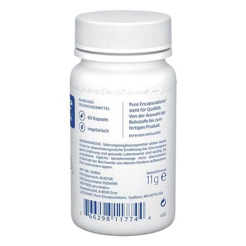 Pure Encapsulations Vitamin D3 4000 I.E. Kapseln - 2