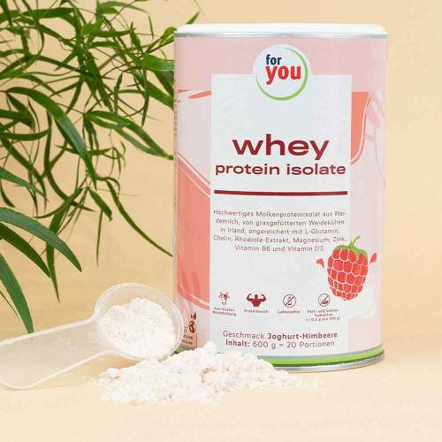 For You whey protein isolate recovery Jogh.-Himb. - 4