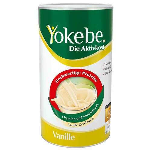 Yokebe Vanille NF Pulver - 1