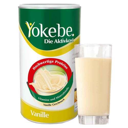 Yokebe Vanille NF Pulver - 3