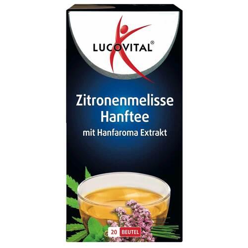 Lucovital Cannabidiol Hanftee - 1