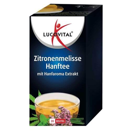 Lucovital Cannabidiol Hanftee - 3