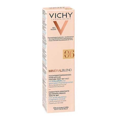 Vichy Mineralblend Make-up 06 ocher - 1