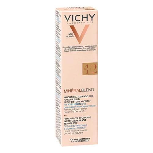 Vichy Mineralblend Make-up 12 sienna - 1