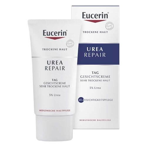 Eucerin Urearepair Gesichtscreme 5% Tag - 1