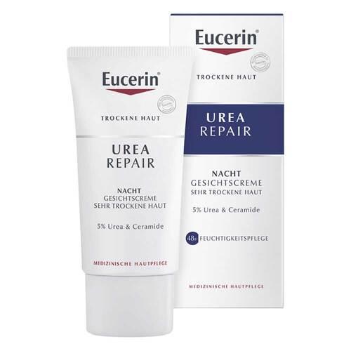 Eucerin Urearepair Gesichtscreme 5% Nacht - 1
