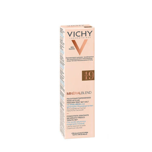 Vichy Mineralblend Make-up 19 umber - 1