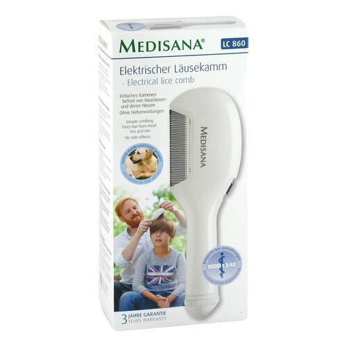 Medisana elektrischer Läusekamm LC860 - 1