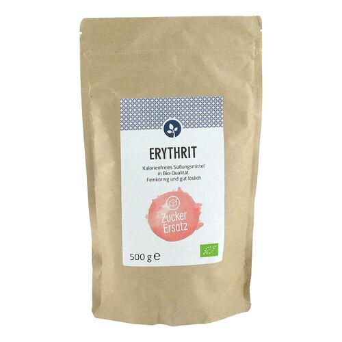 Erythrit Bio Zuckerersatz feinkörnig - 1