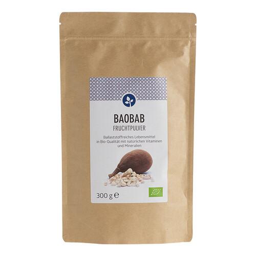 Baobab Bio Fruchtpulver - 1