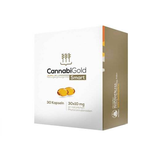 CBD Kapseln 10 mg Cannabigold - 1