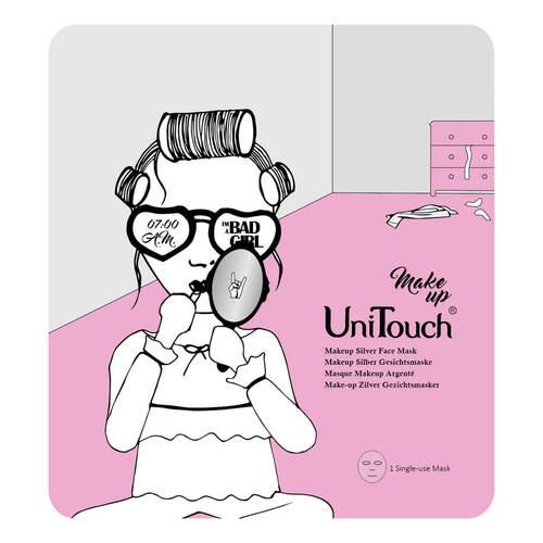 Unitouch Make-up Silber Gesichtsmaske - 1
