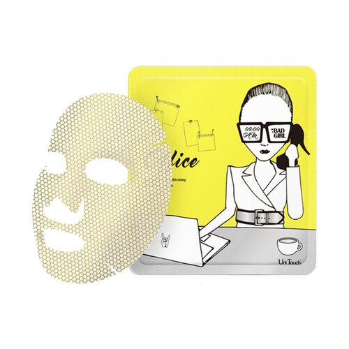 Unitouch Dynamik Gold Gesichtsmaske - 2