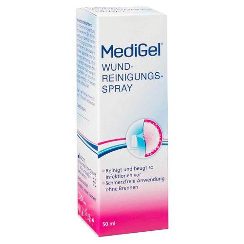 Medigel Wundreinigungsspray - 1