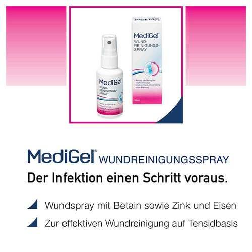 Medigel Wundreinigungsspray - 2