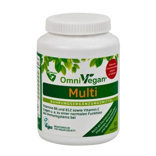 Omnivegan Multi zertifiziert vegan Tabletten - 1