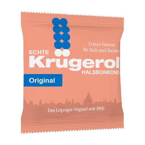 Krügerol Halsbonbons zuckerhaltig - 1