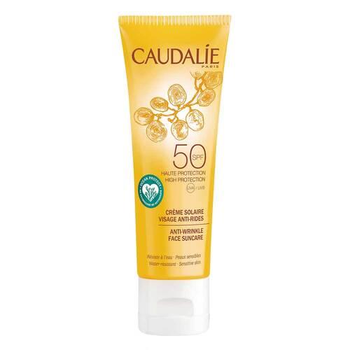 Caudalie Anti-Falten Sonnencreme Gesicht SPF 50 - 1