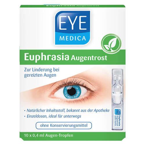 Eye Medica Euphrasia Augentrost Augentropfen - 1