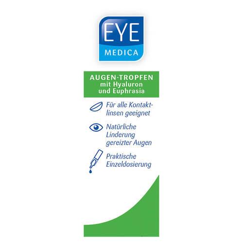 Eye Medica Euphrasia Augentrost Augentropfen - 2