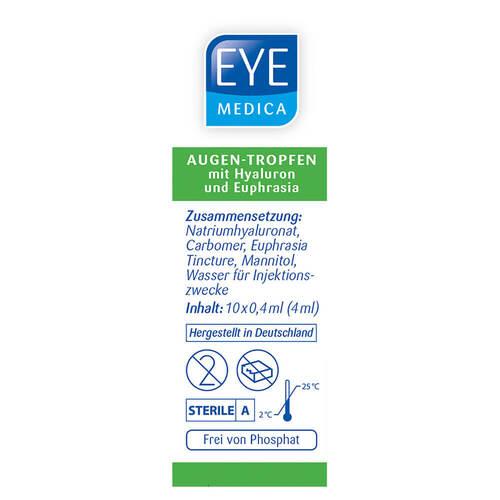 Eye Medica Euphrasia Augentrost Augentropfen - 3