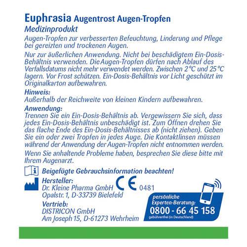 Eye Medica Euphrasia Augentrost Augentropfen - 4