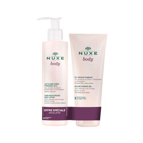 Nuxe Body Doppelpack Körpermilch und Duschgel - 1