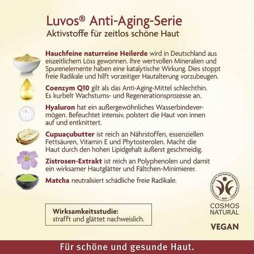Luvos Heilerde Anti-Age Tagescreme - 4