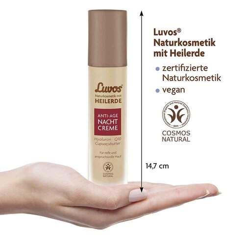 Luvos Heilerde Anti-Age Nachtcreme - 2