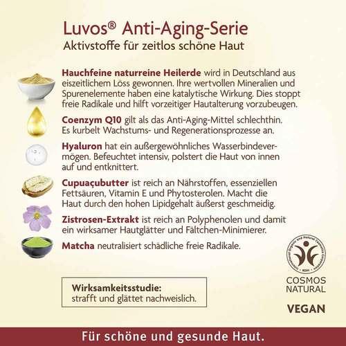 Luvos Heilerde Anti-Age Nachtcreme - 4
