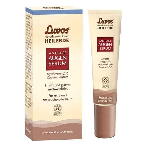 Luvos Heilerde Anti-Age Augenserum - 1