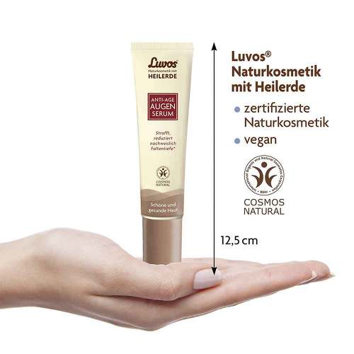 Luvos Heilerde Anti-Age Augenserum - 2