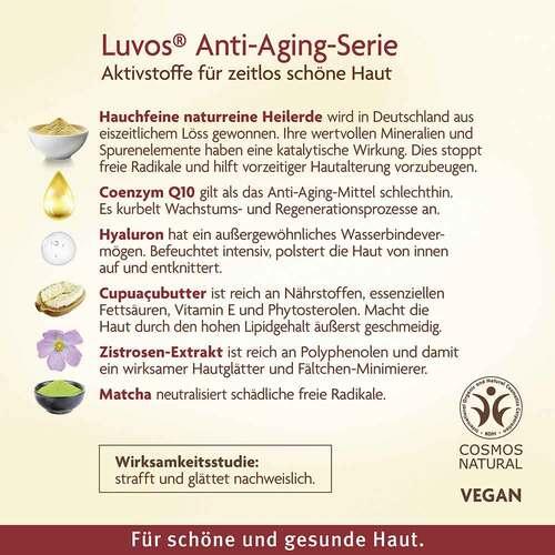 Luvos Heilerde Anti-Age Augenserum - 4