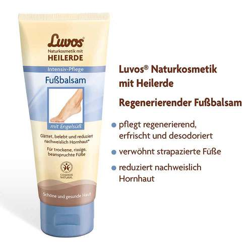 Luvos Heilerde Fußbalsam - 3