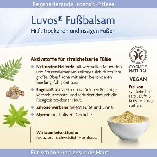 Luvos Heilerde Fußbalsam - 4