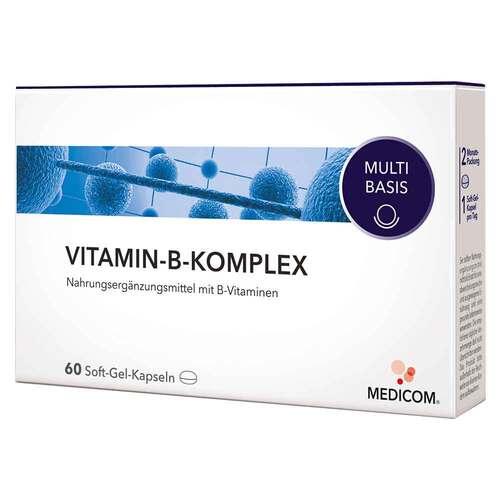 Vitamin-B-Komplex Weichkapseln - 2