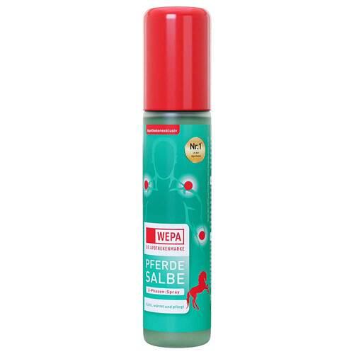 Pferdesalbe Wepa Spray-Flasche - 1